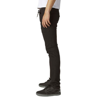 pants men FOX - Dagger - Black Vintage - 14916-587