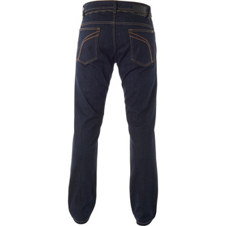 pants men FOX - Dagger - Dirty Indigo, FOX