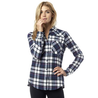 shirt women's FOX - Flown - Indigo, FOX