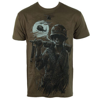 t-shirt men's - War is Hell - ALISTAR - ALI310