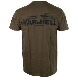 t-shirt men's - War is Hell - ALISTAR, ALISTAR