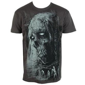 t-shirt men's - Zombie Survive - ALISTAR - ALI315