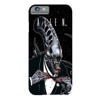 Cell phone cover Alien - iPhone 6 - Tuxedo, Alien - Vetřelec