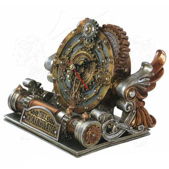 clock (decoration) ALCHEMY GOTHIC - Time Chronambulator, ALCHEMY GOTHIC