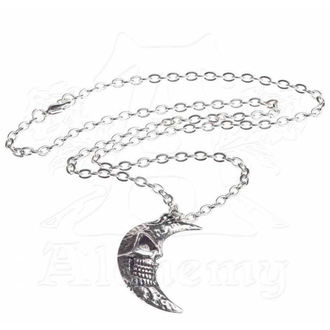 collar ALCHEMY GOTHIC - M era Luna Crescens - Tragicom Moon - P783