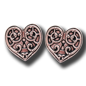 earrings EASTGATE RESOURCE - Valkyrie Heart, EASTGATE RESOURCE