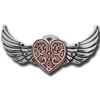 brooch EASTGATE RESOURCE - Valkyrie Heart, EASTGATE RESOURCE