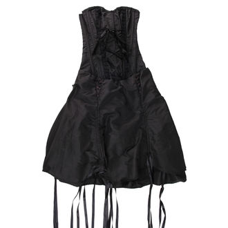 dress women Burlesque - Black - DAMAGED