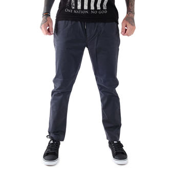 d7241b3501 pants men GLOBE - Goodstock Beach Pant - Charcoal, GLOBE