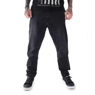 pants men GLOBE - Select Loose Taper - Vintage Black, GLOBE