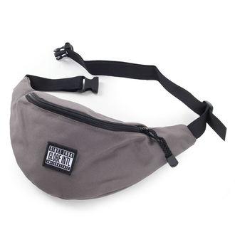 bag (hip bag) GLOBE - Richmond - Charcoal, GLOBE