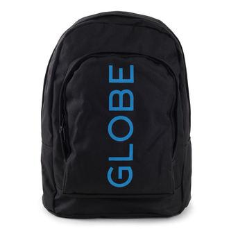 backpack GLOBE - Bank II - Black Blue, GLOBE