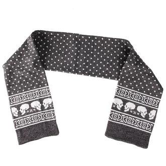 scarf GLOBE - Walses - Charcoal, GLOBE
