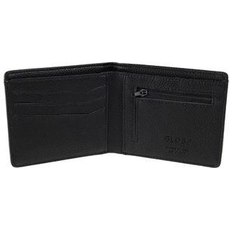 wallet GLOBE - Corroded II - Black, GLOBE