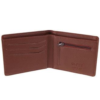 wallet GLOBE - Corroded II - Brown, GLOBE