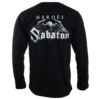 t-shirt metal men's Sabaton - Heroes Czech republic - CARTON, CARTON, Sabaton