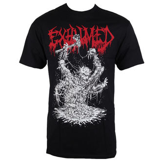 t-shirt metal men's Exhumed - Gore Metal Necrospective - RELAPSE, RELAPSE, Exhumed