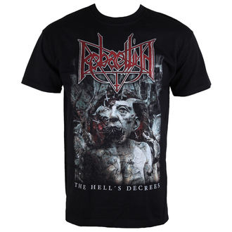 t-shirt metal men's Brutal Truth - End Time - RELAPSE