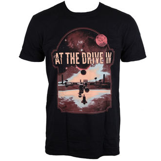 t-shirt metal men's At The Drive-In - Eclipse - LIVE NATION, LIVE NATION, At The Drive-In