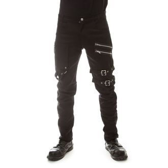 pants men POIZEN INDUSTRIES - ICEBREAKER - BLACK - POI124