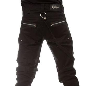 pants men POIZEN INDUSTRIES - ICEBREAKER - BLACK - POI124
