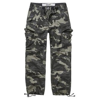 pants men BRANDIT - Hudson Ripstop - 1013-darkcamo