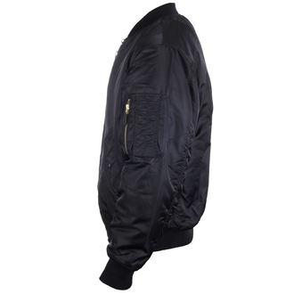 jacket men bomber BRANDIT - MA1 - 3149-schwarz