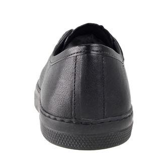 low sneakers men's - ALTERCORE - Ontario Black