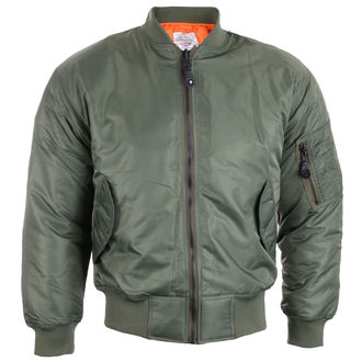 spring/fall jacket men's - MA 1 FLIGHT - OSX, OSX