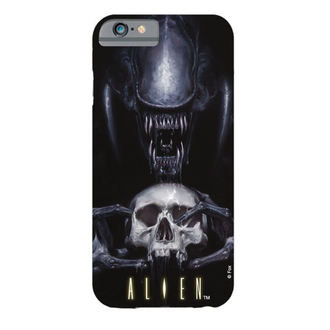 cellphone cover Alien - iPhone 6 Plus Skull, Alien - Vetřelec