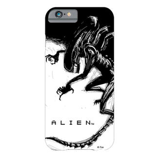 cell phone cover Alien - iPhone 6 Plus Xenomorph Black & White Comic, Alien - Vetřelec