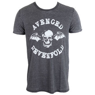 t-shirt metal men's Avenged Sevenfold - Deathbat - ROCK OFF, ROCK OFF, Avenged Sevenfold