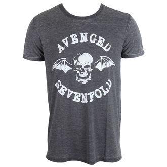 t-shirt metal men's Avenged Sevenfold - Deathbat - ROCK OFF - ASTS33MG