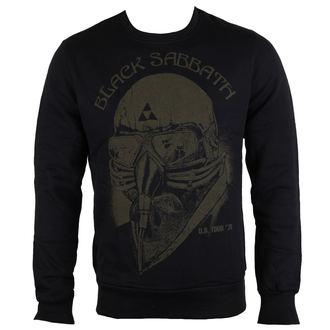 sweatshirt (no hood) men's Black Sabbath - US Tour 78 - ROCK OFF - BSSWT01MB