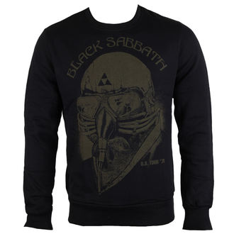 sweatshirt (no hood) men's Black Sabbath - US Tour 78 - ROCK OFF