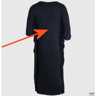 Dress women's KILLSTAR - Skull Boho - DAMAGED, KILLSTAR