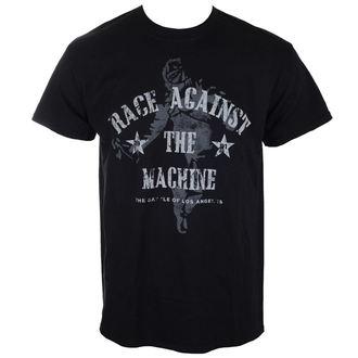 Metal T-Shirt men's Rage against the machine - Battle Black - NNM - RTRAMTSBBAT