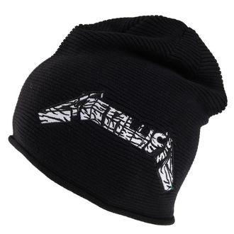 beanie Metallica - Master Logo - Black - ATMOSPHERE - PRO037