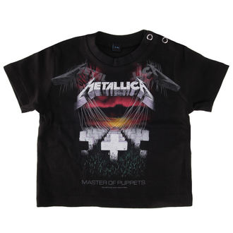 t-shirt metal children's Metallica - Master of Puppets -, Metallica