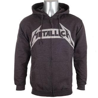hoodie men's Metallica - No Life Till Leather - - PRO049