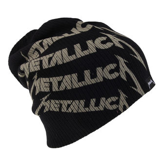 beanie Metallica - Metallica - Repeat Logo - ATMOSPHERE - PRO034