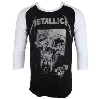 t-shirt metal men's Metallica - Damage Detail Inversed - NNM - RTMTLBBBWDAM