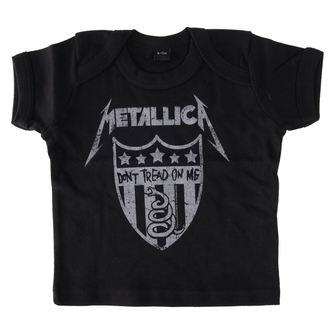 t-shirt metal children's Metallica - Don't Tread on Me -, Metallica
