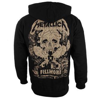 hoodie men's Metallica - Fillmore - NNM, NNM, Metallica