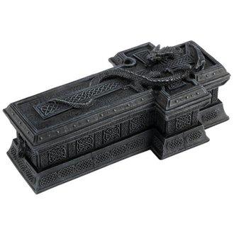 decoration (box) Celtic Dragon
