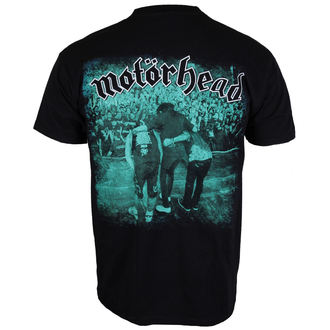 t-shirt metal men's Motörhead - Clean your Clock Green - ROCK OFF, ROCK OFF, Motörhead