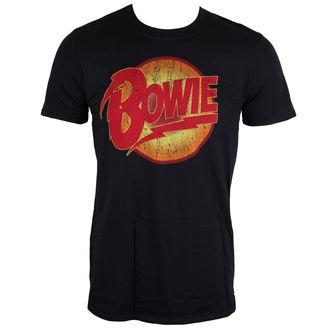 t-shirt metal men's David Bowie - Diamond Dogs - ROCK OFF, ROCK OFF, David Bowie