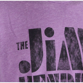 t-shirt metal men's Jimi Hendrix - Stencil Logo Vintage - ROCK OFF, ROCK OFF, Jimi Hendrix