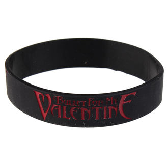 bracelet Bullet For My Valentine - Logo - ROCK OFF - BFMVGUM01