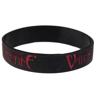 bracelet Bullet For My Valentine - Logo - ROCK OFF - BFMVGUM01
